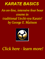 Uechi-ryu Karate